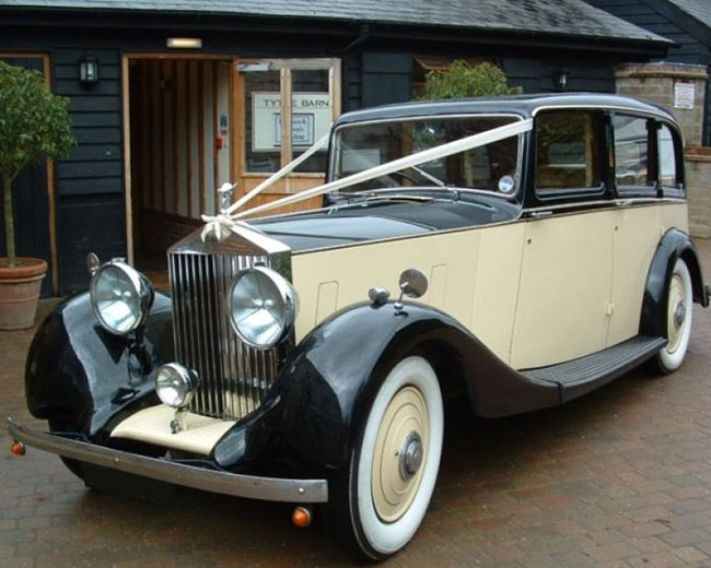 Grand Prince - Rolls Royce Hire